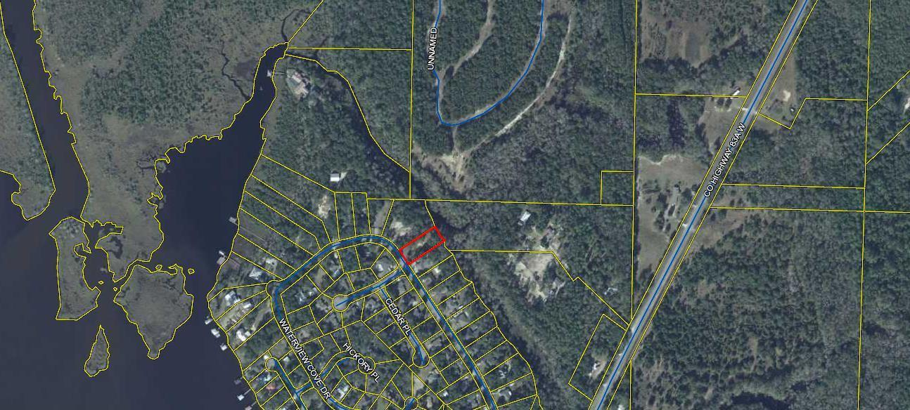 Photo of home for sale at Lot 15 Waterview Cove, Freeport FL
