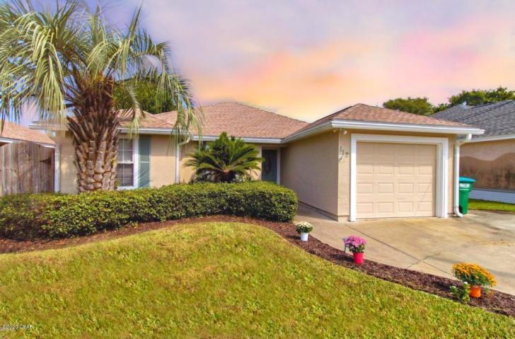 Photo of home for sale at 112 Oleander, Panama City Beach FL