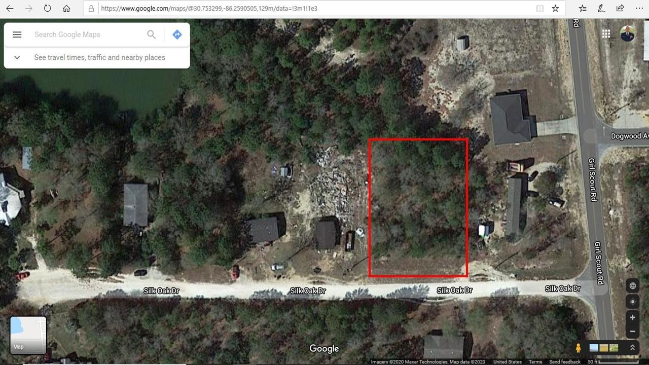 Photo of home for sale at Lot 5 Silk Oak, Defuniak Springs FL