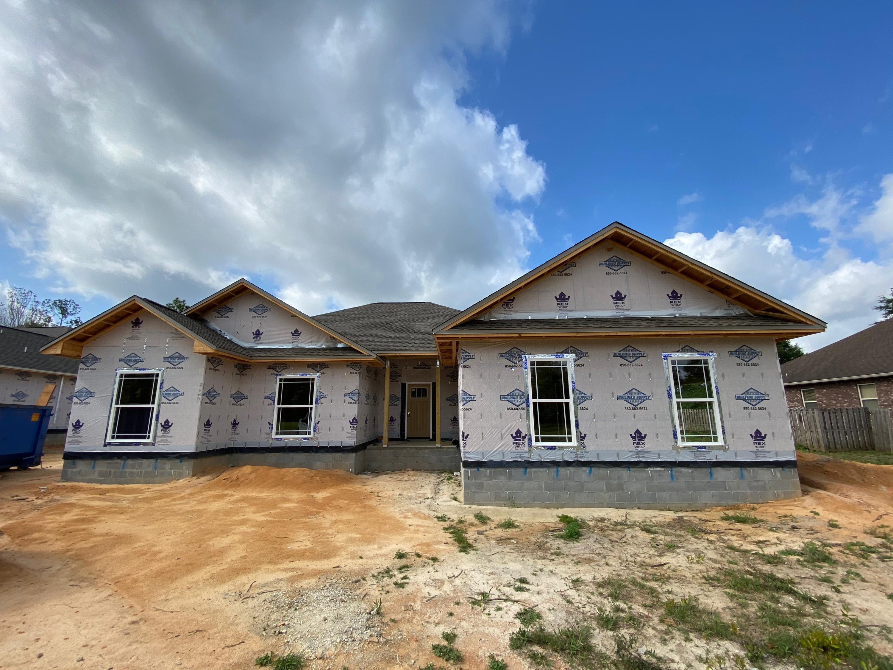 Photo of home for sale at Lot 7A Zach, Crestview FL