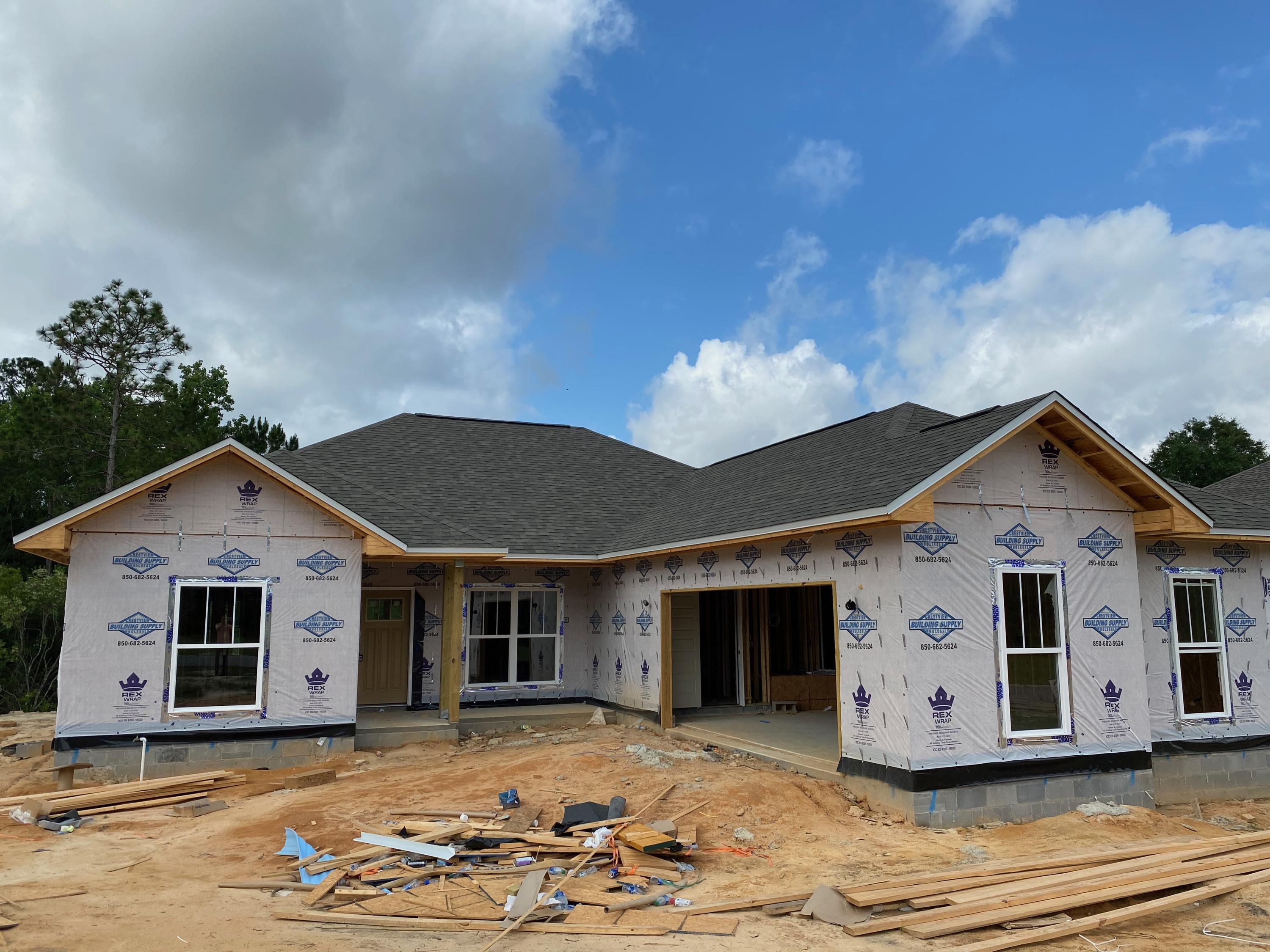 Photo of home for sale at Lot 6A Zach, Crestview FL