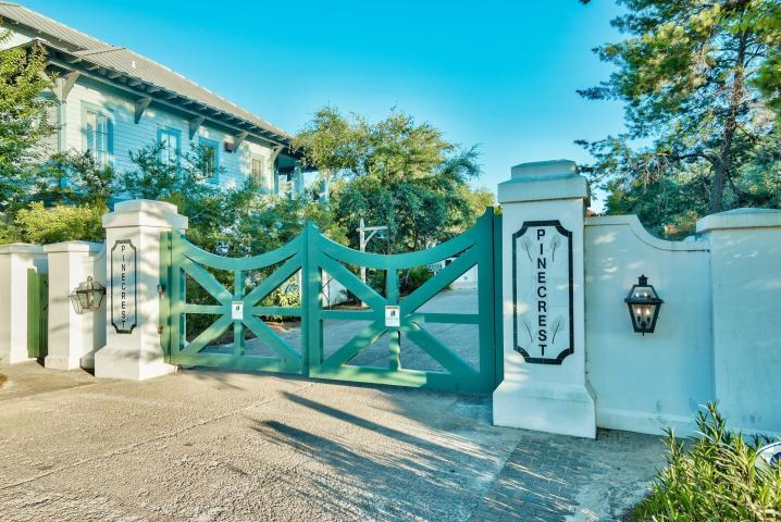 Photo of home for sale at 80 Pinecrest Circle, Inlet Beach FL