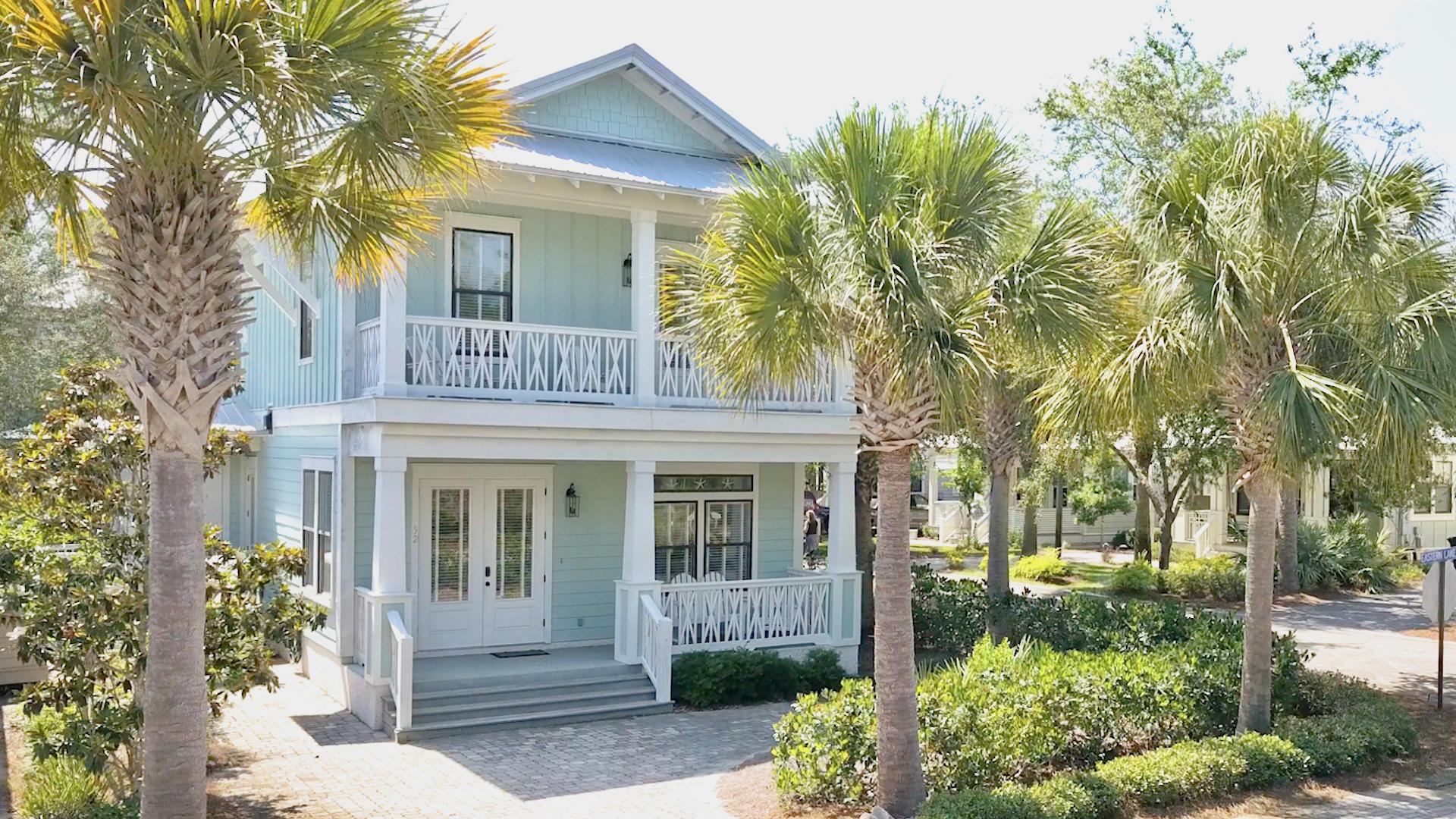 Photo of home for sale at 52 Eastern Lake, Santa Rosa Beach FL