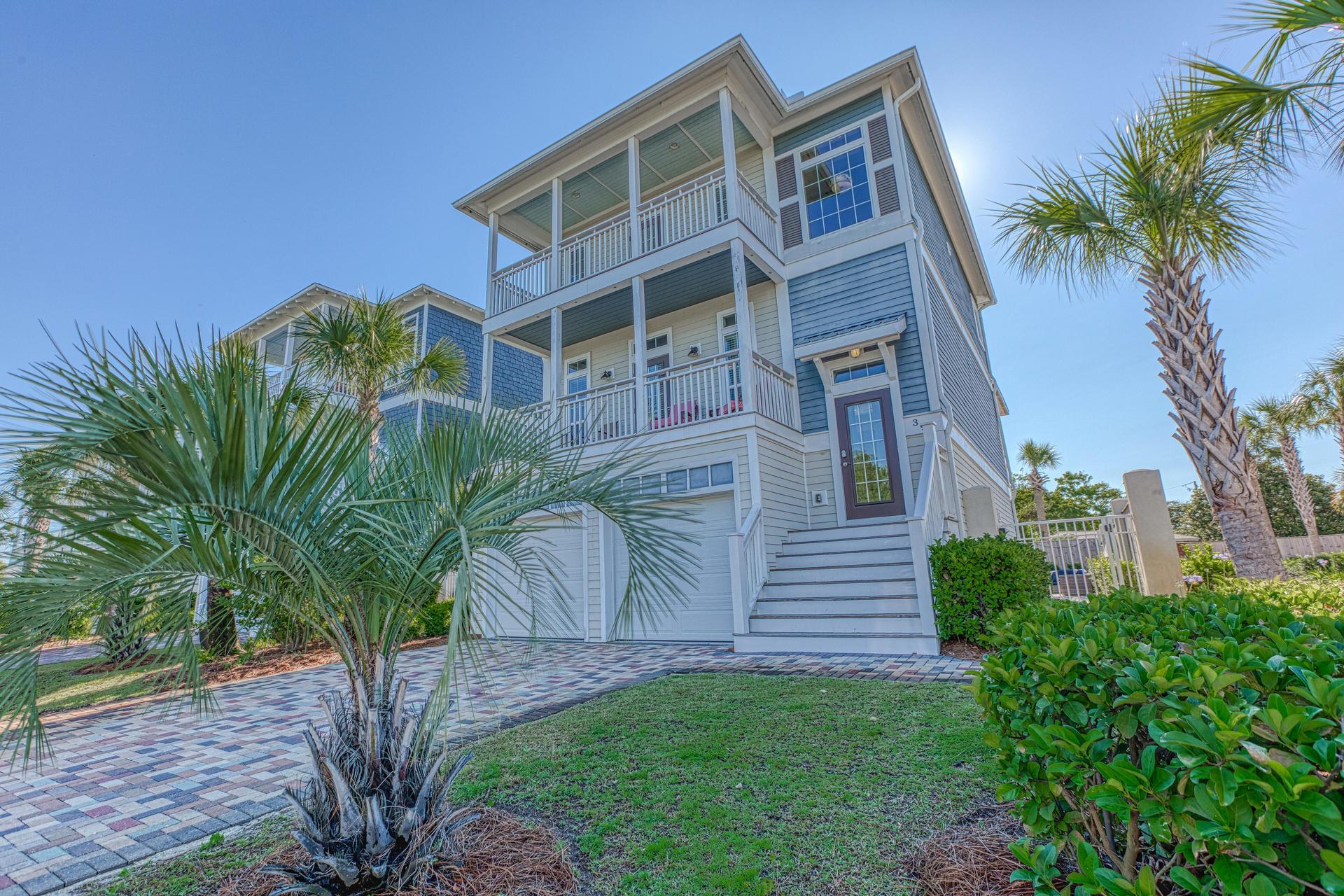 Photo of home for sale at 39 Payne, Miramar Beach FL