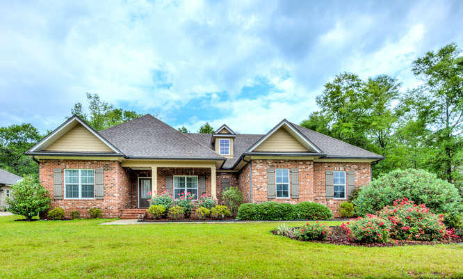 Photo of home for sale at 1513 Mill Creek, Baker FL