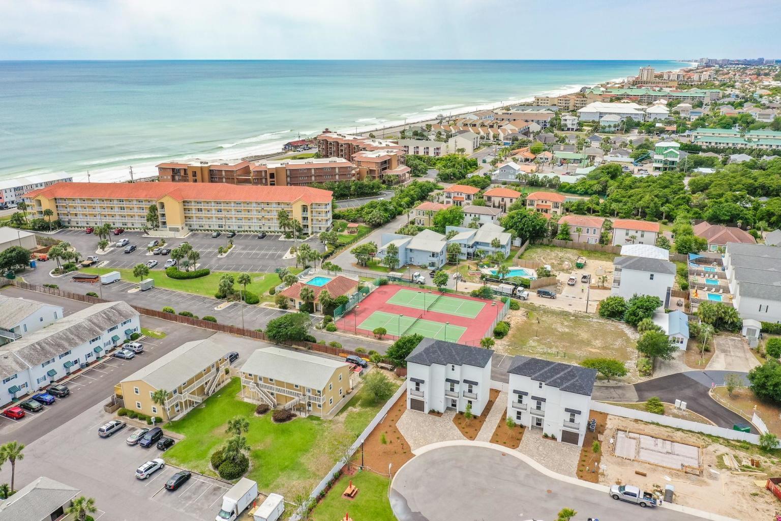 Photo of home for sale at 204 Ciboney, Miramar Beach FL