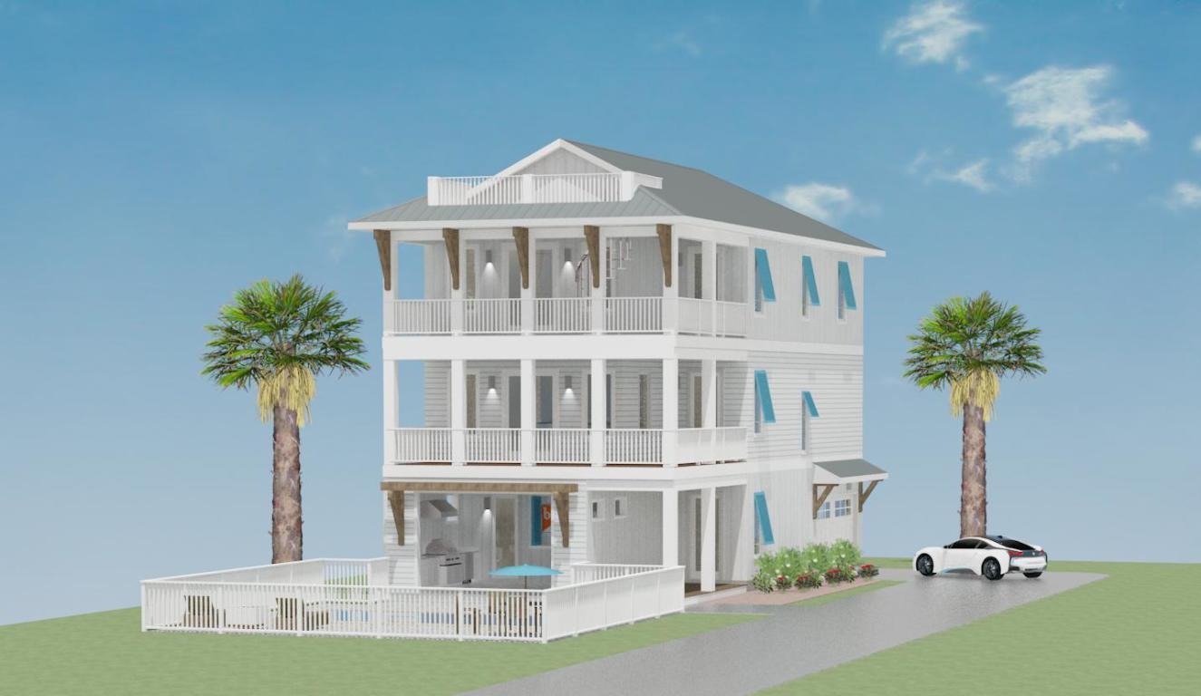 Photo of home for sale at Lot 12 Beach Highlands, Santa Rosa Beach FL