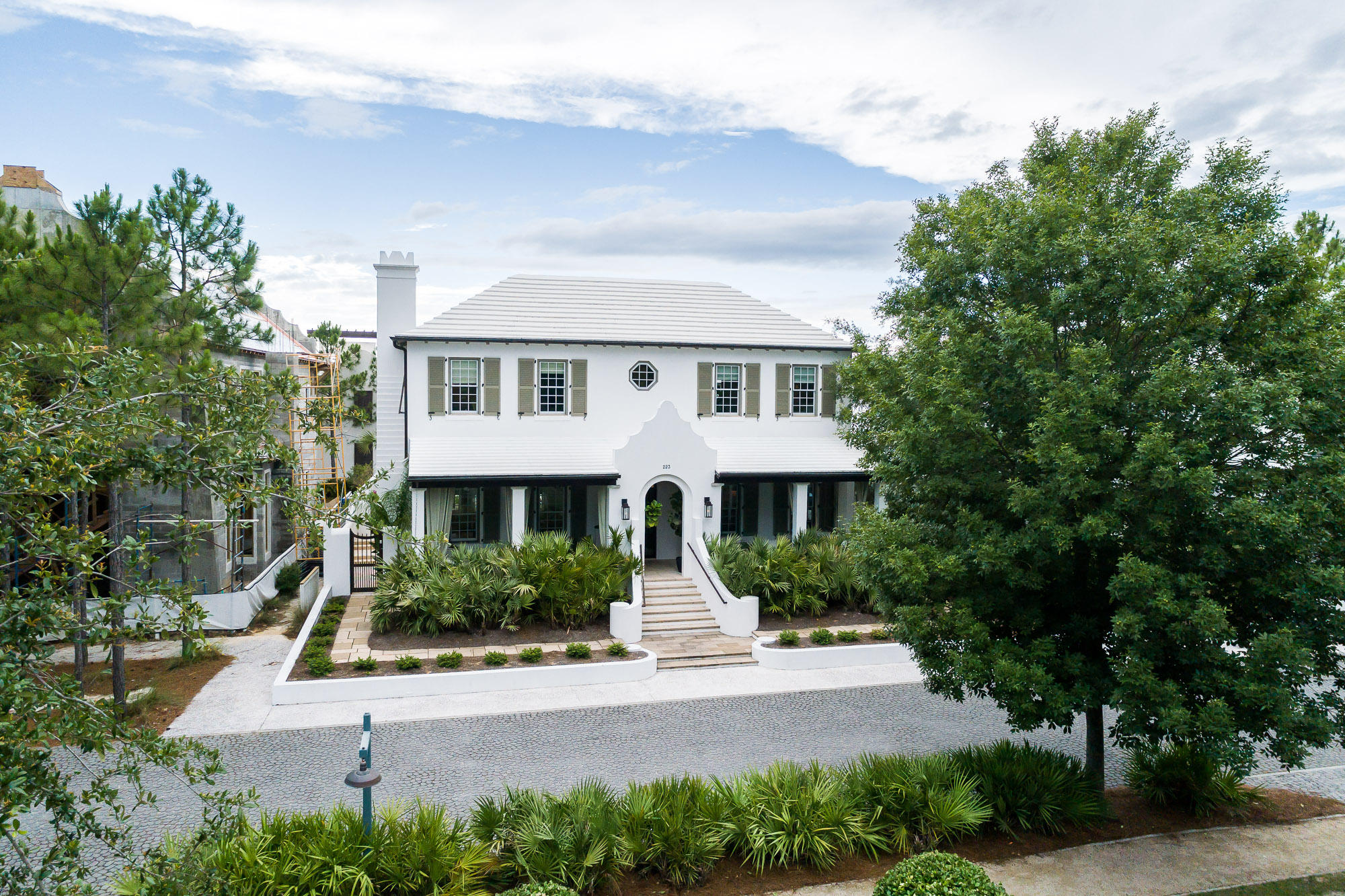 Photo of home for sale at 223 Somerset, Alys Beach FL