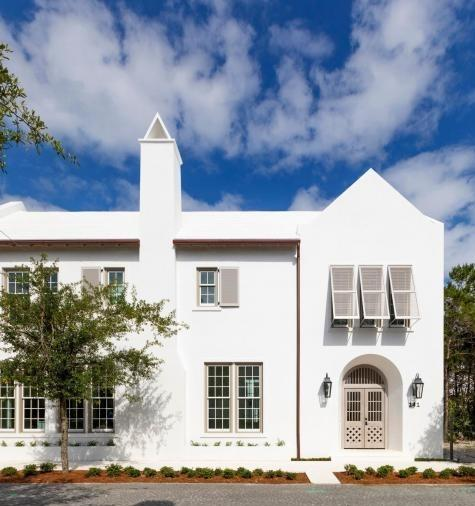 Photo of home for sale at 141 Charles, Alys Beach FL
