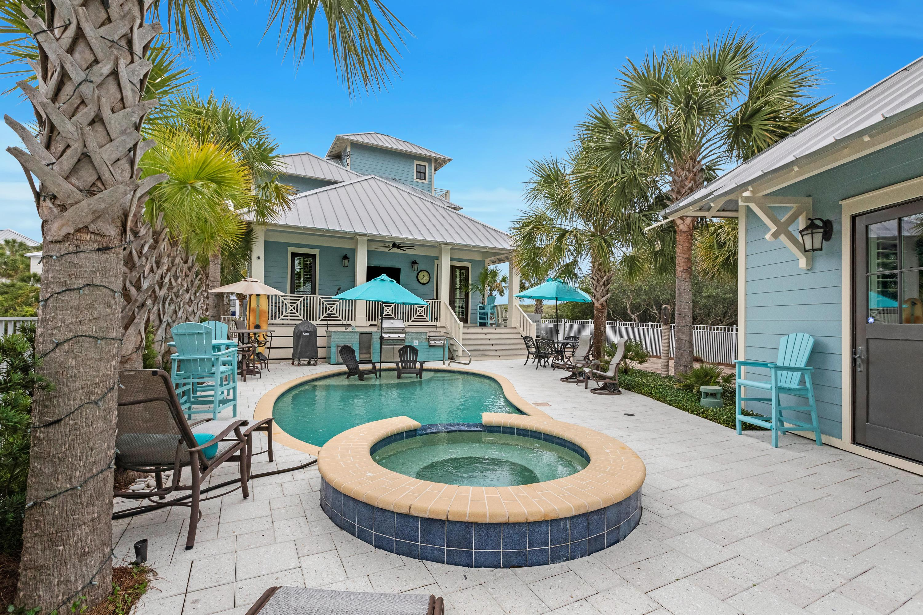 MLS Property 848214 for sale in Panama City Beach