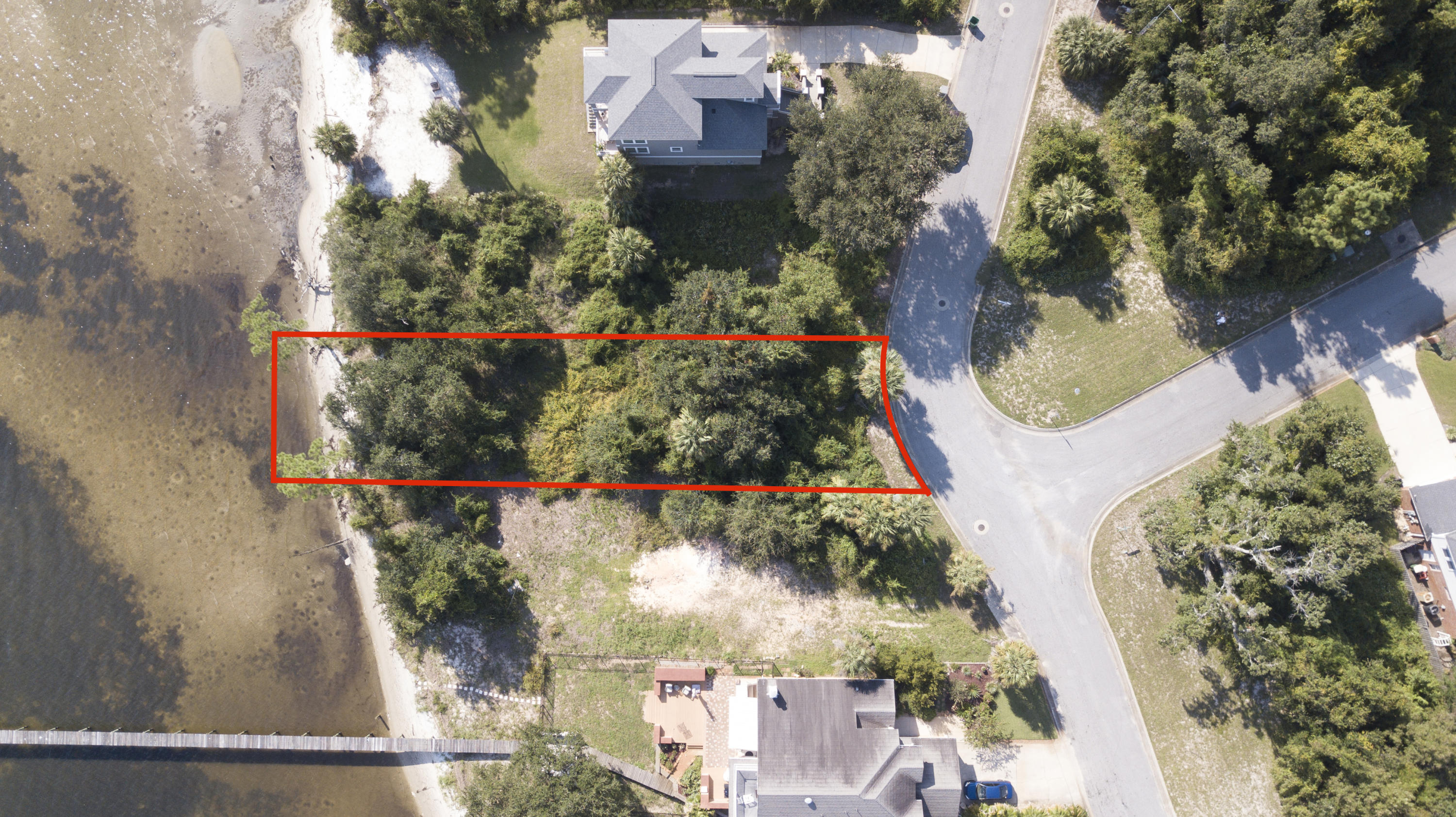 Photo of home for sale at LOT 6 Mulberry, Navarre FL
