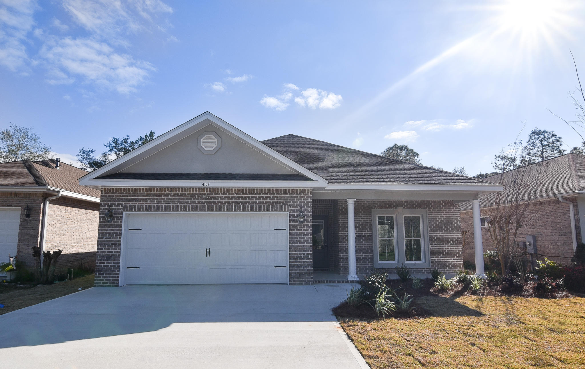 Photo of home for sale at 28 5th, Shalimar FL