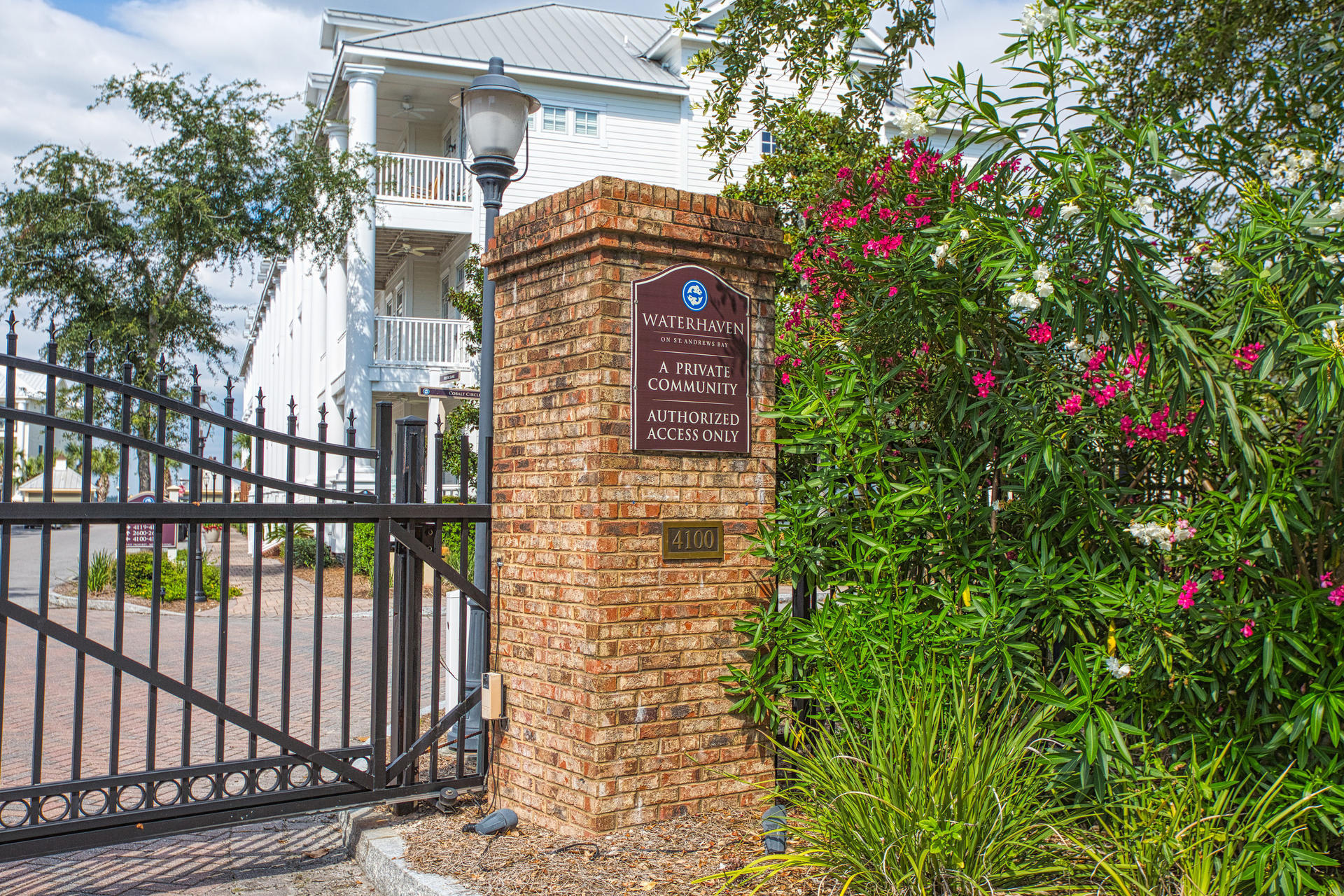 Photo of home for sale at 4121 Cobalt, Panama City Beach FL