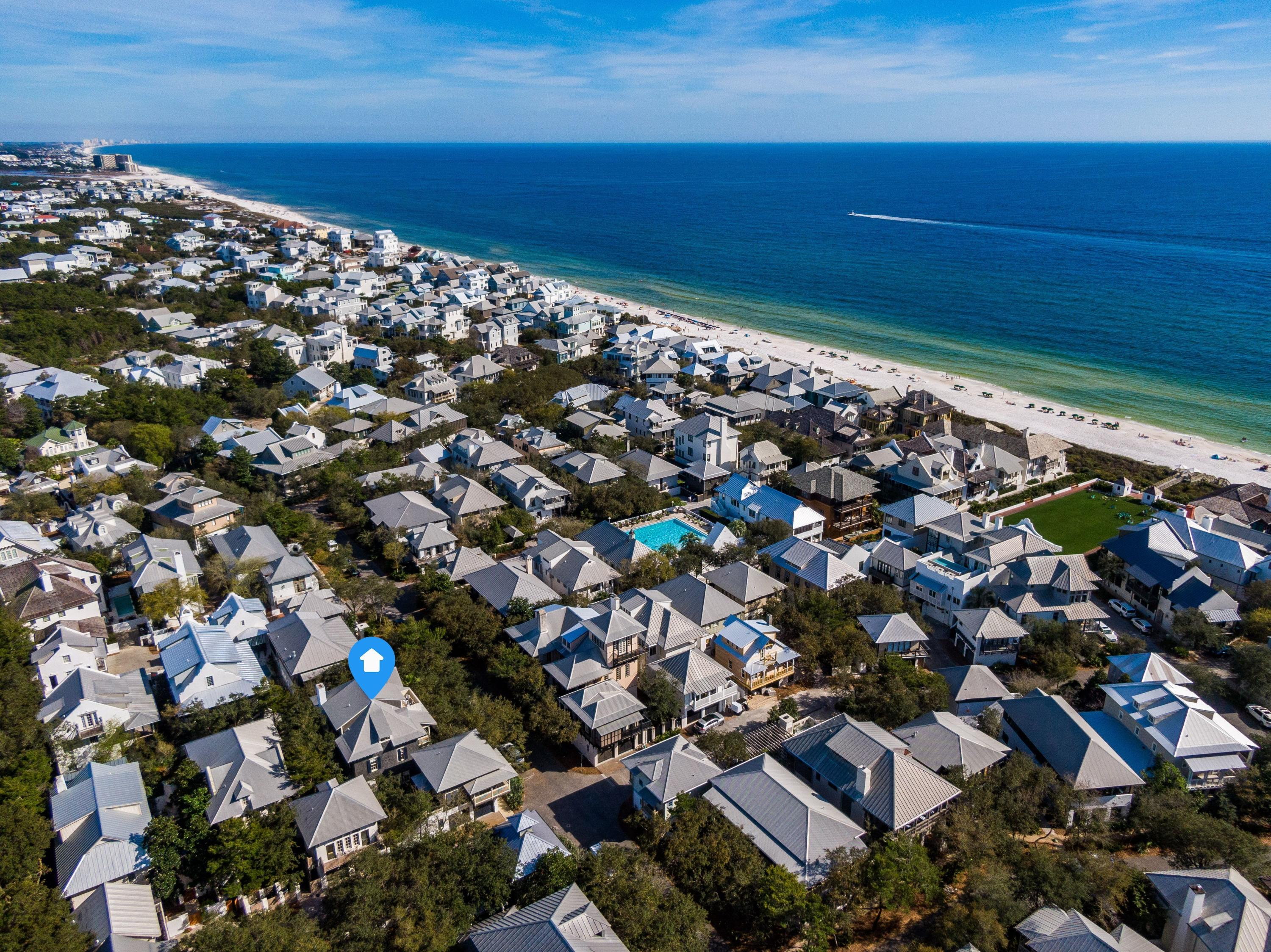MLS Property 848892 for sale in Rosemary Beach