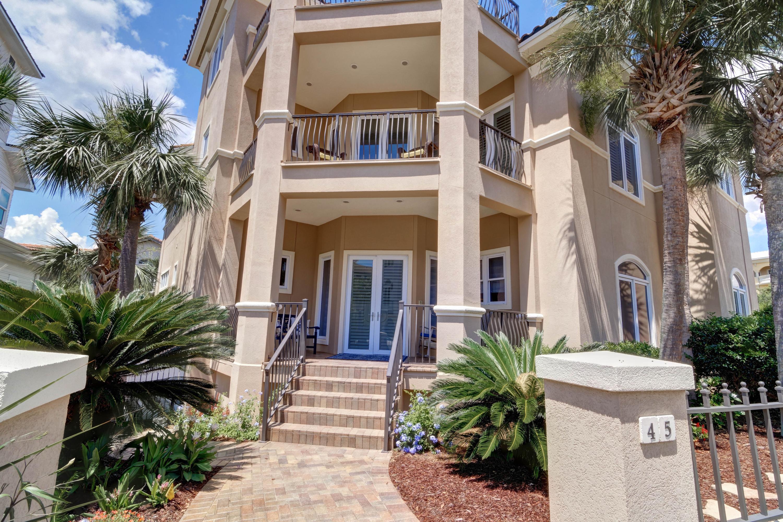 Photo of home for sale at 45 White Cliffs, Santa Rosa Beach FL