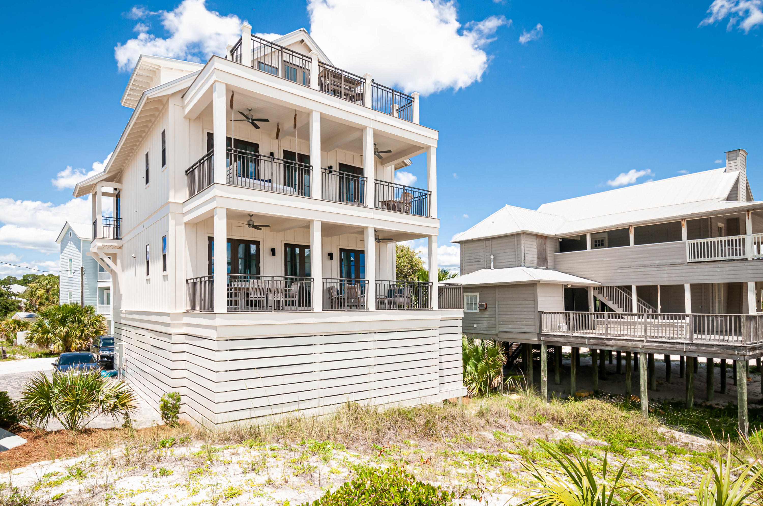 A 6 Bedroom 4 Bedroom Grayton Beach Home