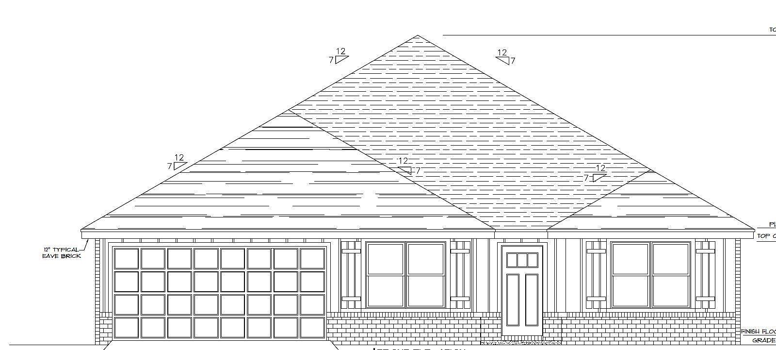 Photo of home for sale at 3478 Sparco, Crestview FL
