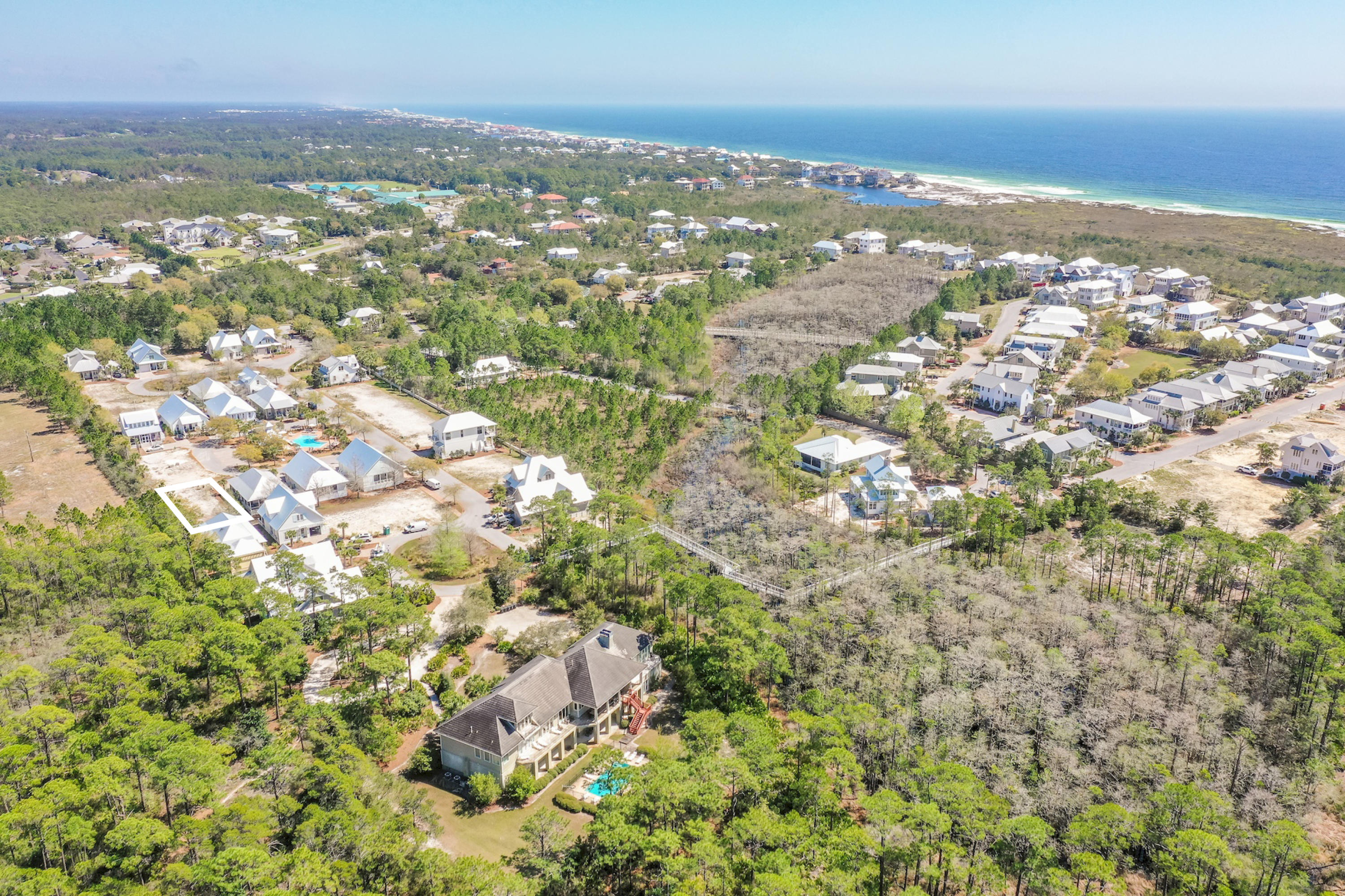 A   Cypress Dunes Residential Land