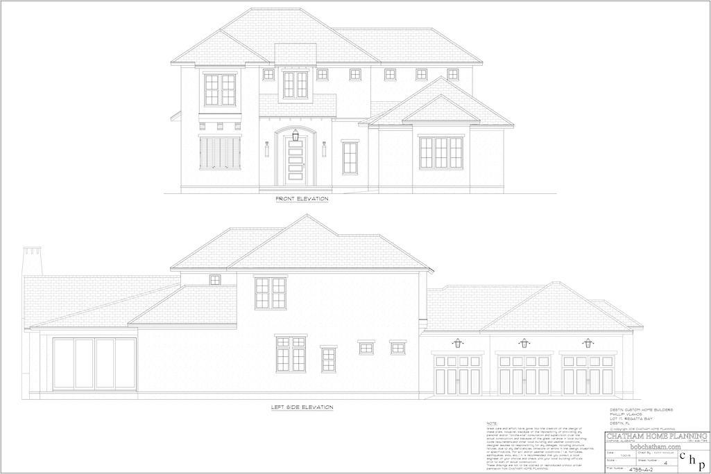 Photo of home for sale at 298 Corinthian, Destin FL