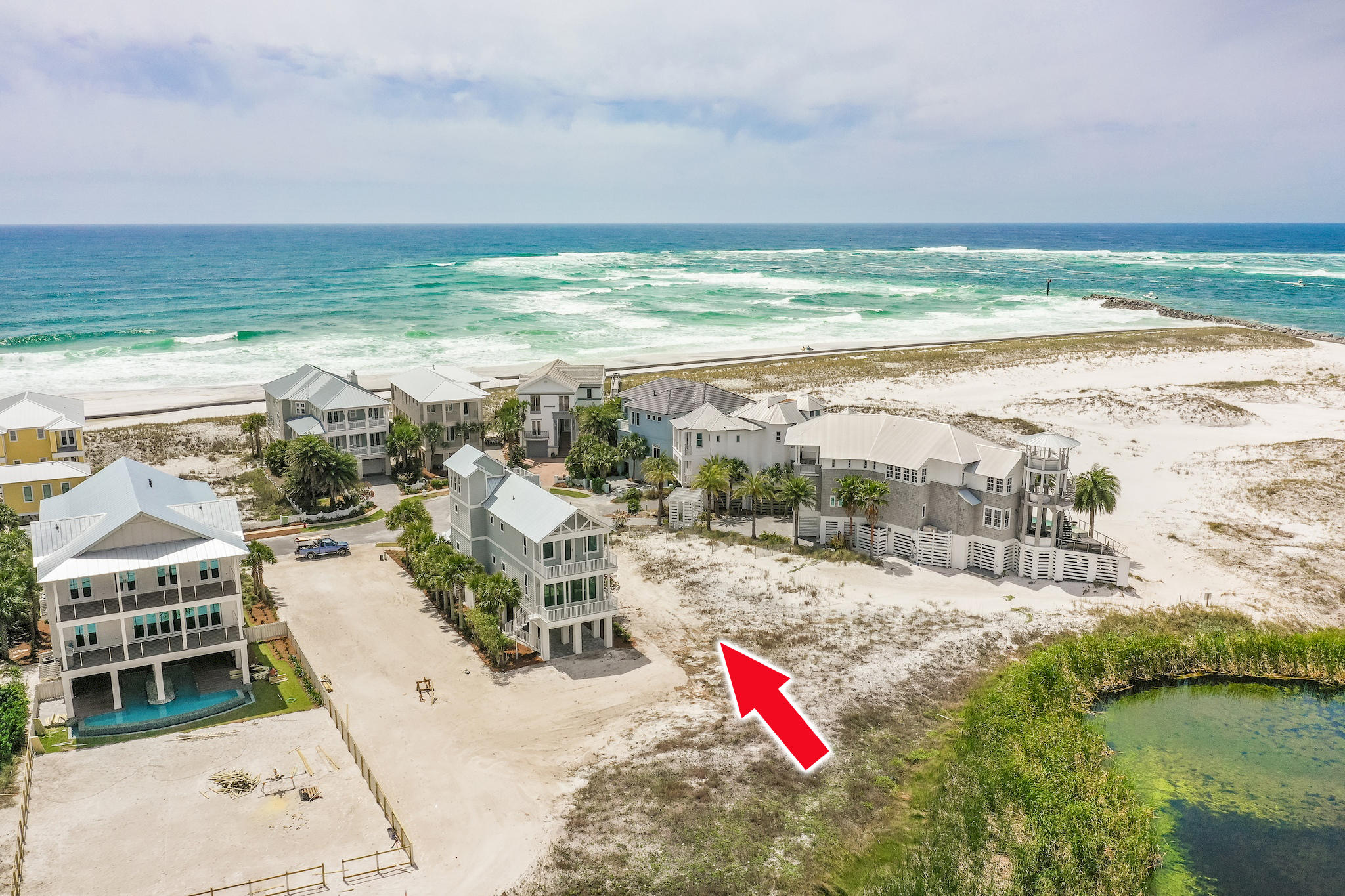 A   Destin Pointe Residential Land