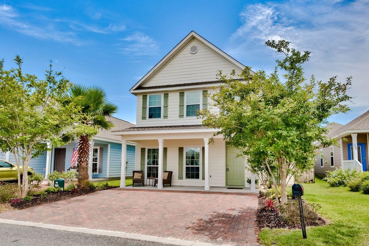 Photo of home for sale at 326 Terrapin, Panama City Beach FL