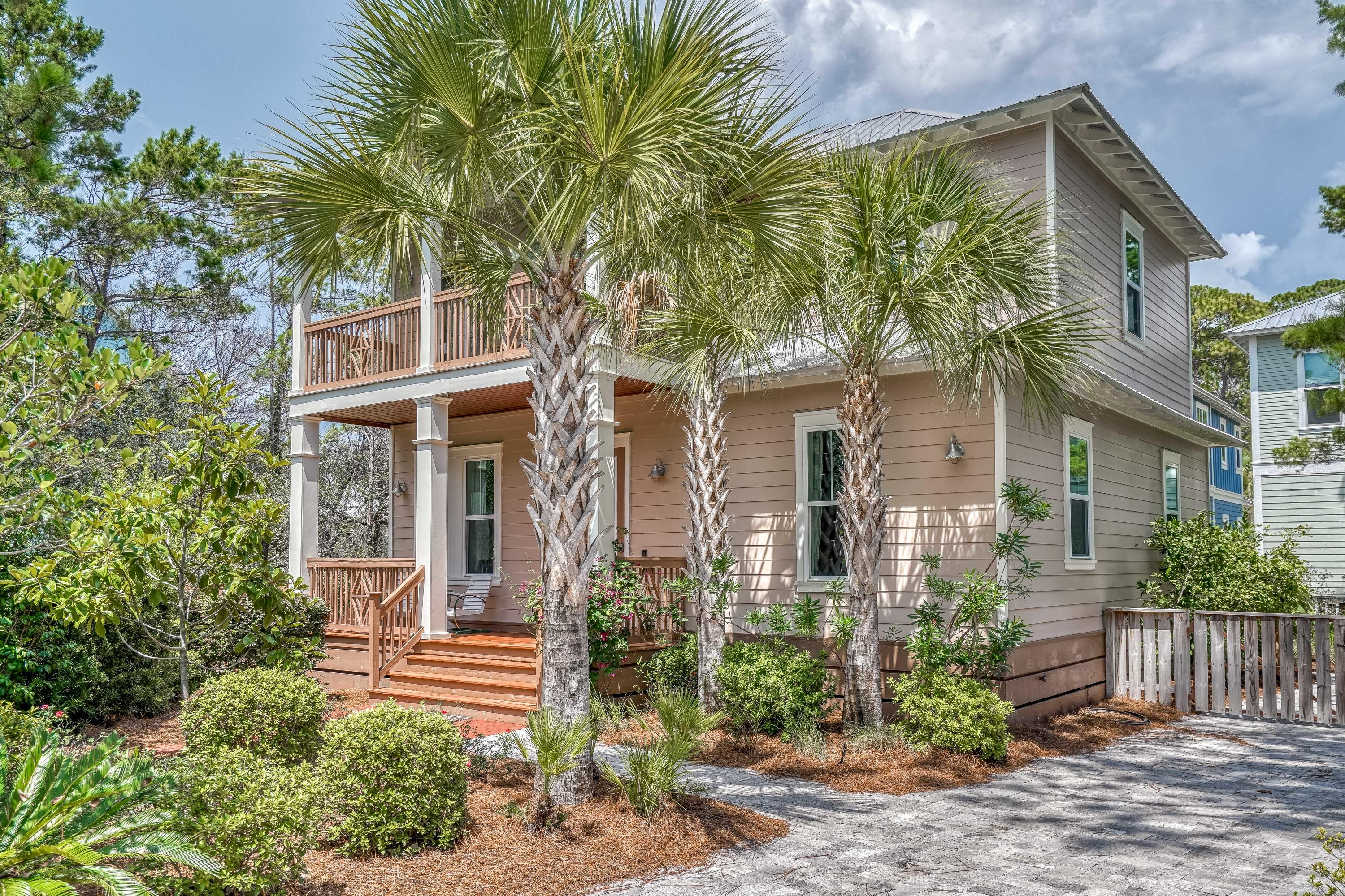 Photo of home for sale at 149 Lakewood, Santa Rosa Beach FL