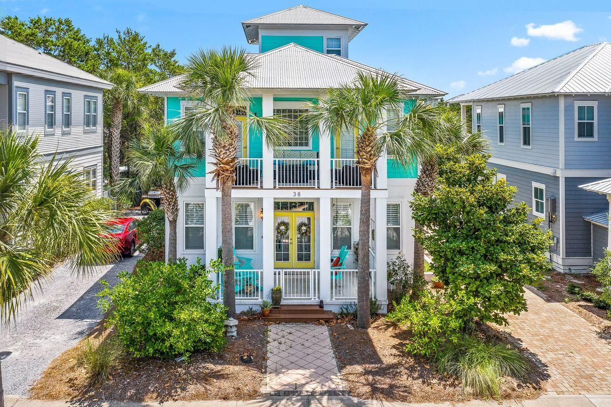MLS Property 850228 for sale in Inlet Beach