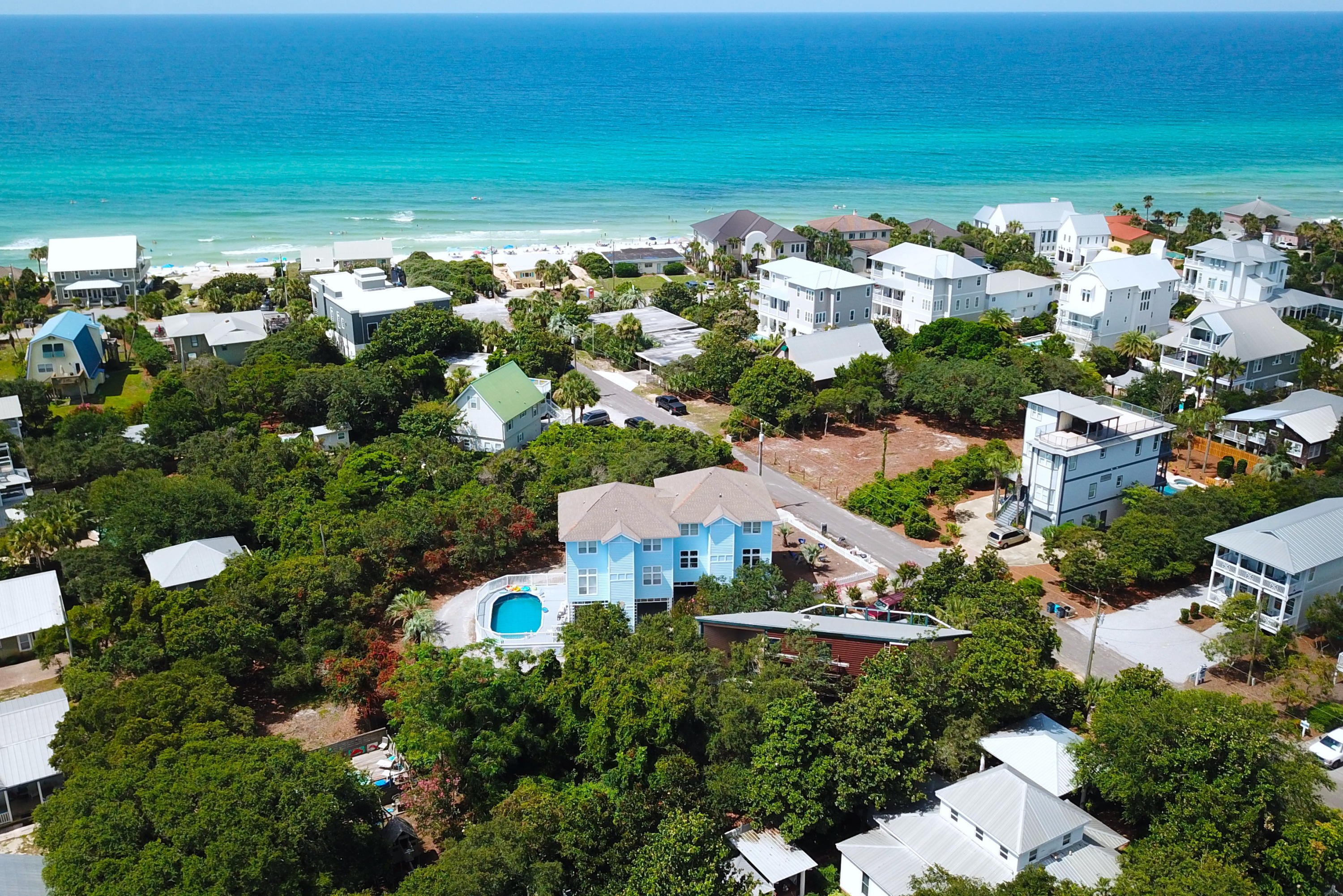 A 4 Bedroom 3 Bedroom Blue Mountain Beach Townhome