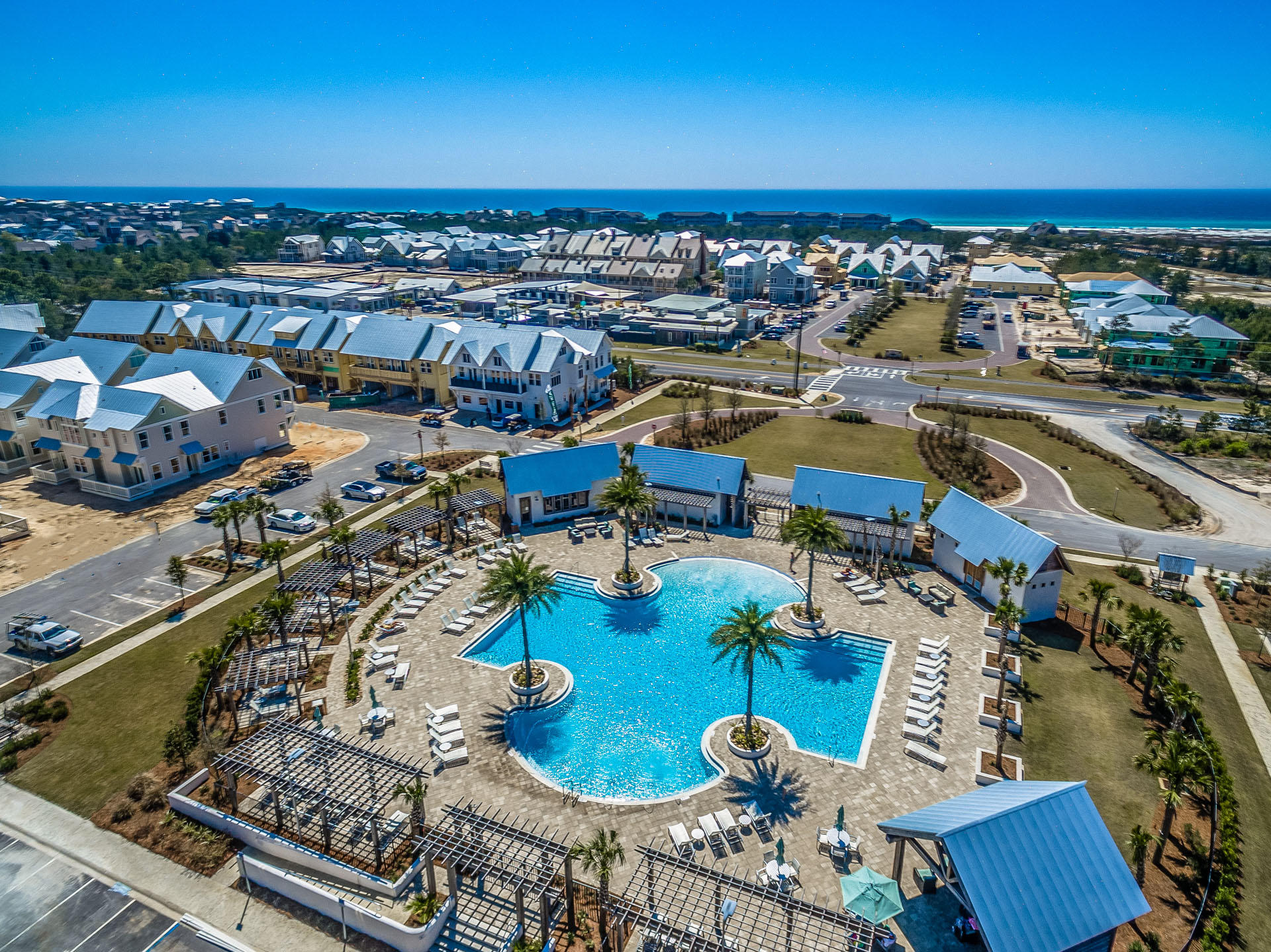 Photo of home for sale at 130 Siasconset, Inlet Beach FL