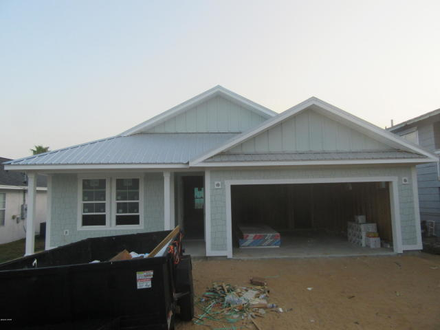 Photo of home for sale at 8424 Warner, Panama City Beach FL