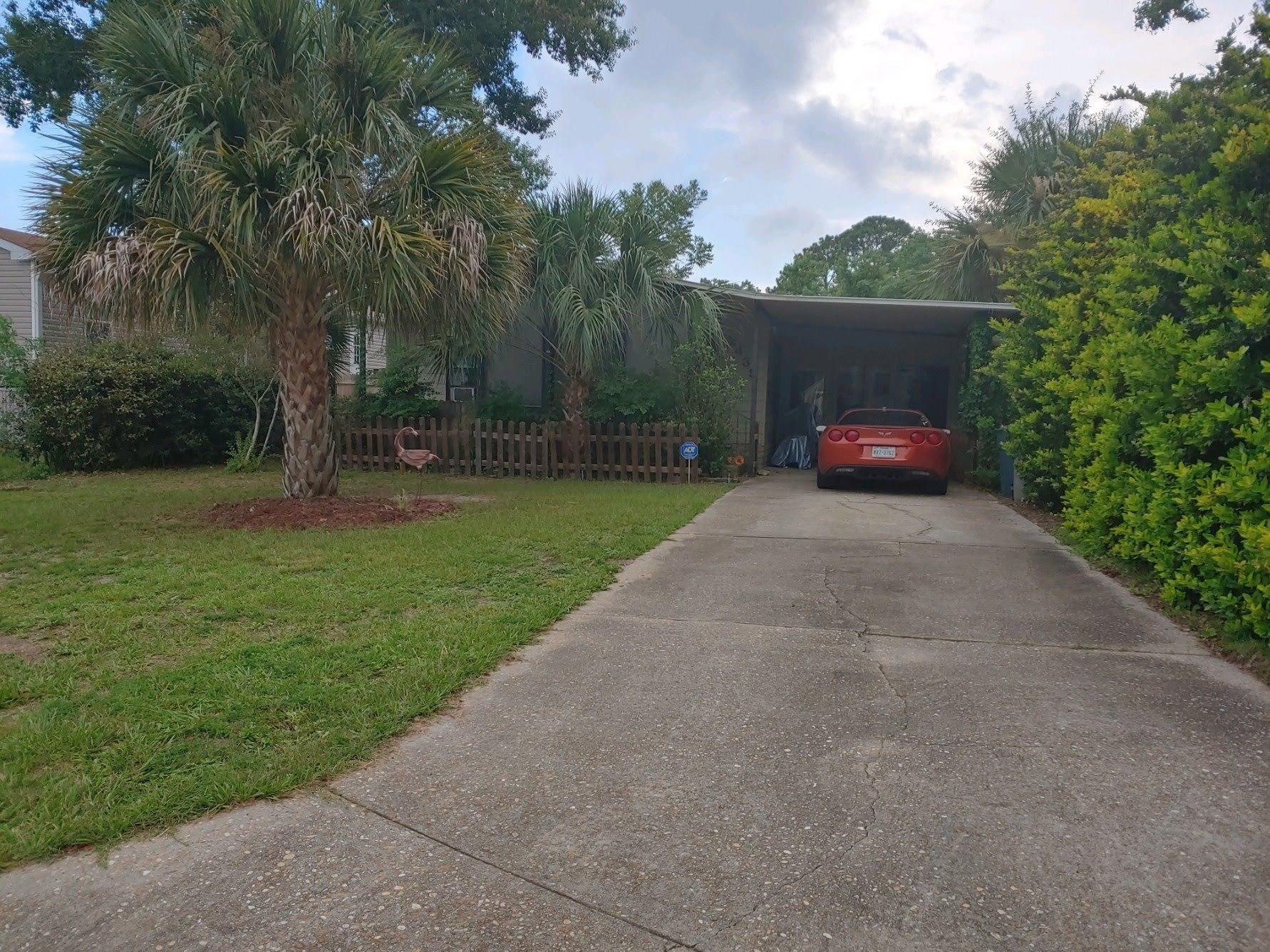 Photo of home for sale at 2439 Sonora Calzada, Pensacola FL