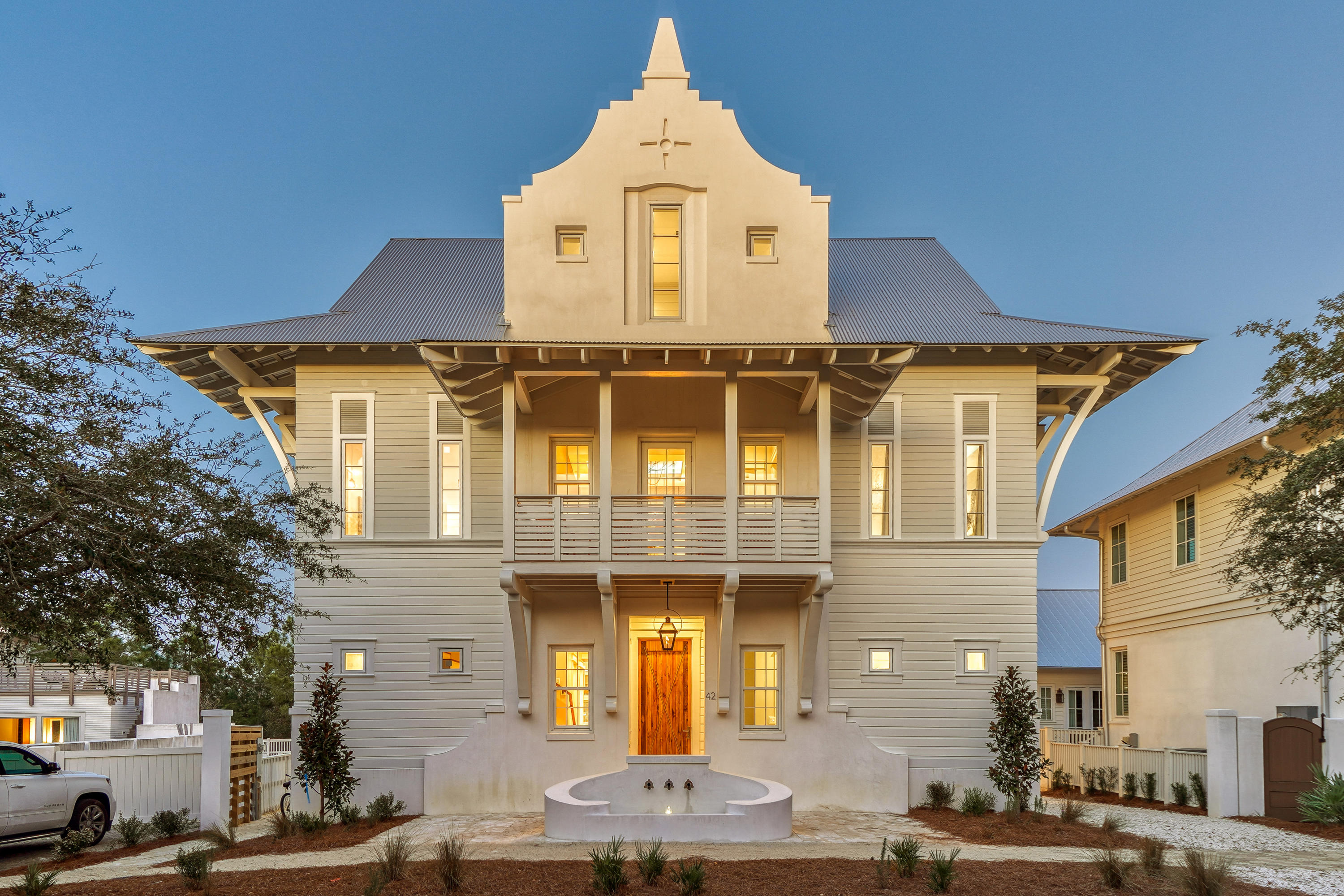 Photo of home for sale at 42 Kingston, Rosemary Beach FL