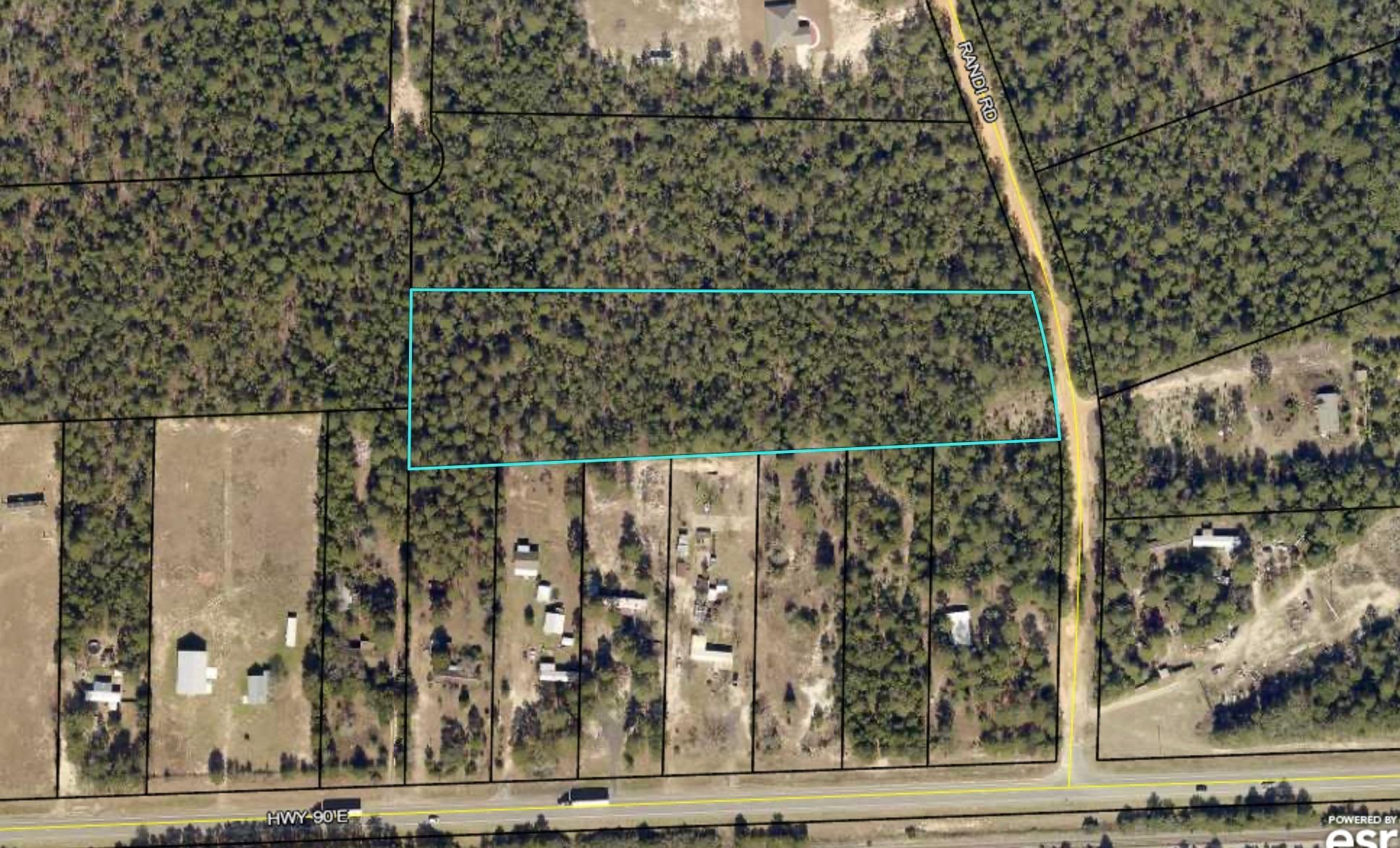 Photo of home for sale at Lot 10 Randi, Crestview FL