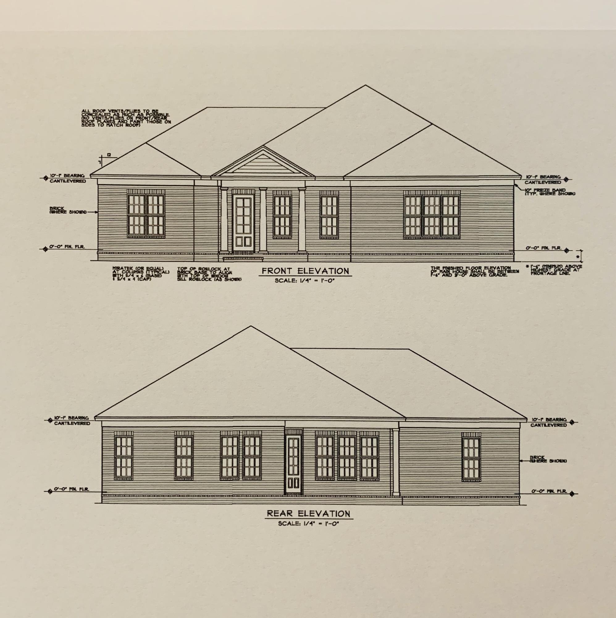 A 4 Bedroom 2 Bedroom Deer Moss Creek Phase 1a Lot 109 Home