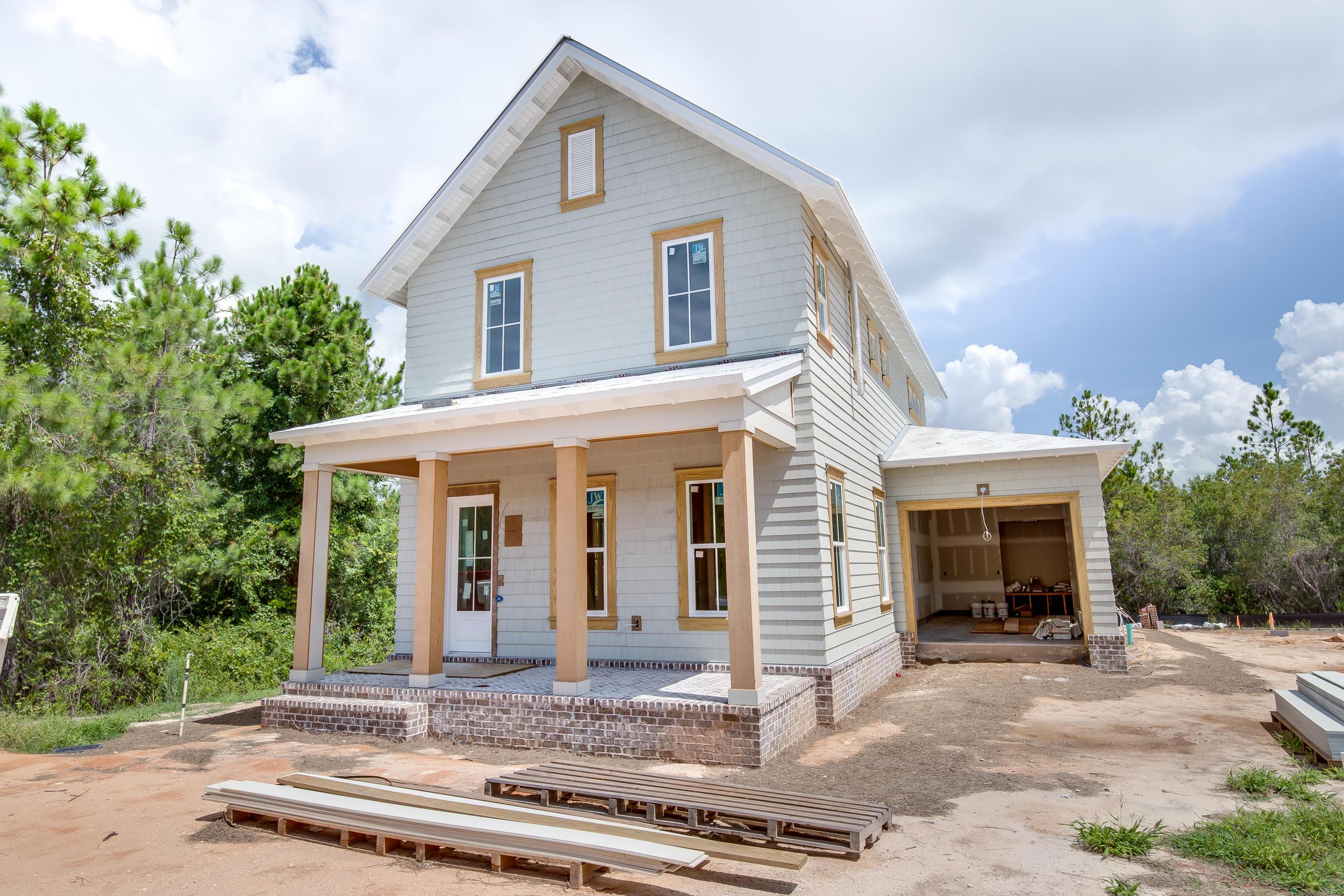 Photo of home for sale at 120 White Cottage, Santa Rosa Beach FL
