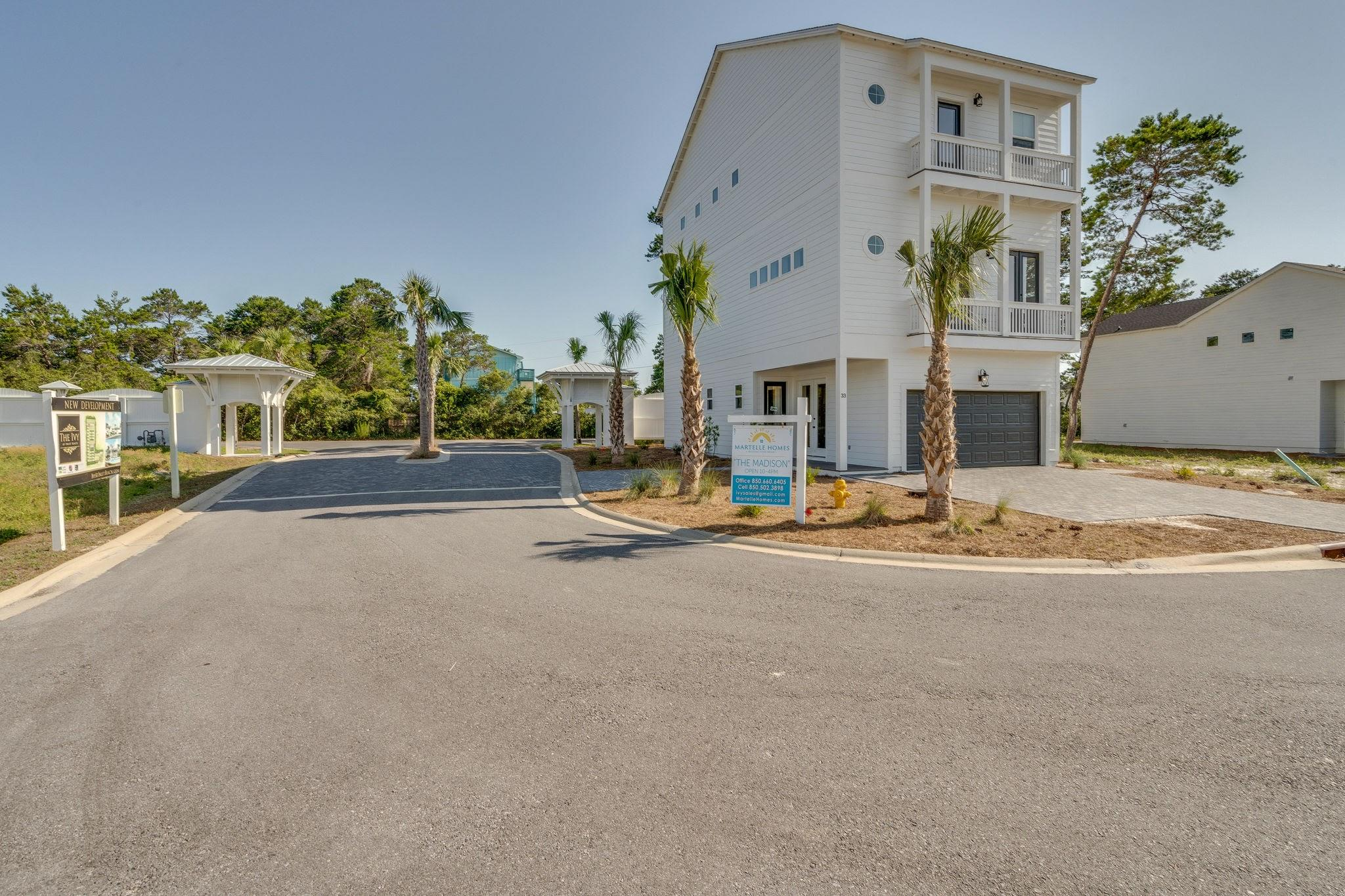 Photo of home for sale at Lot 29 Valdare, Inlet Beach FL