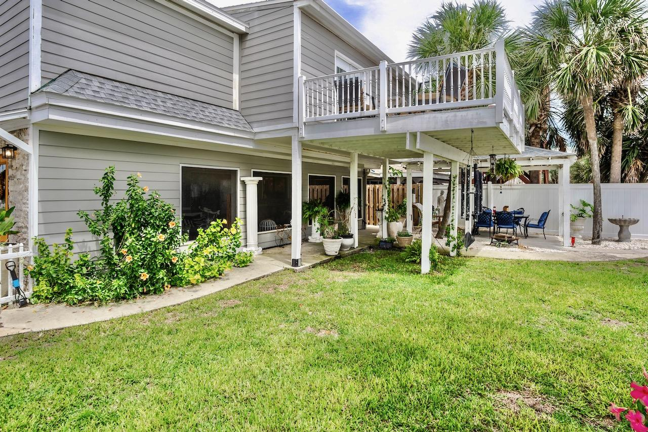 Photo of home for sale at 6716 Gullf, Panama City Beach FL