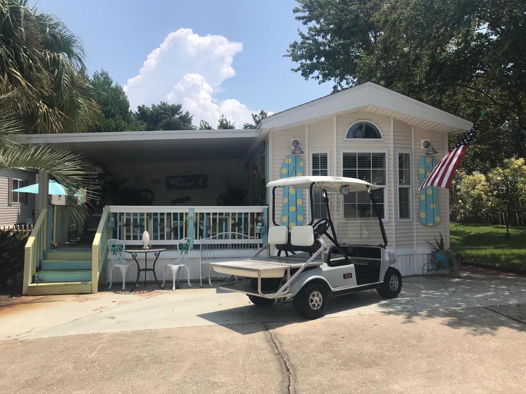 Photo of home for sale at 44 Bradley St. Lot 8, Miramar Beach FL
