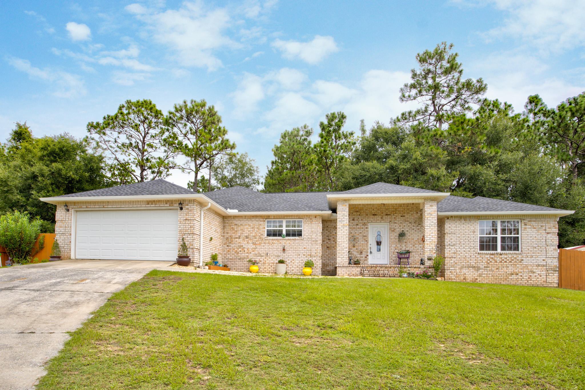 Photo of home for sale at 156 Tranquility, Crestview FL