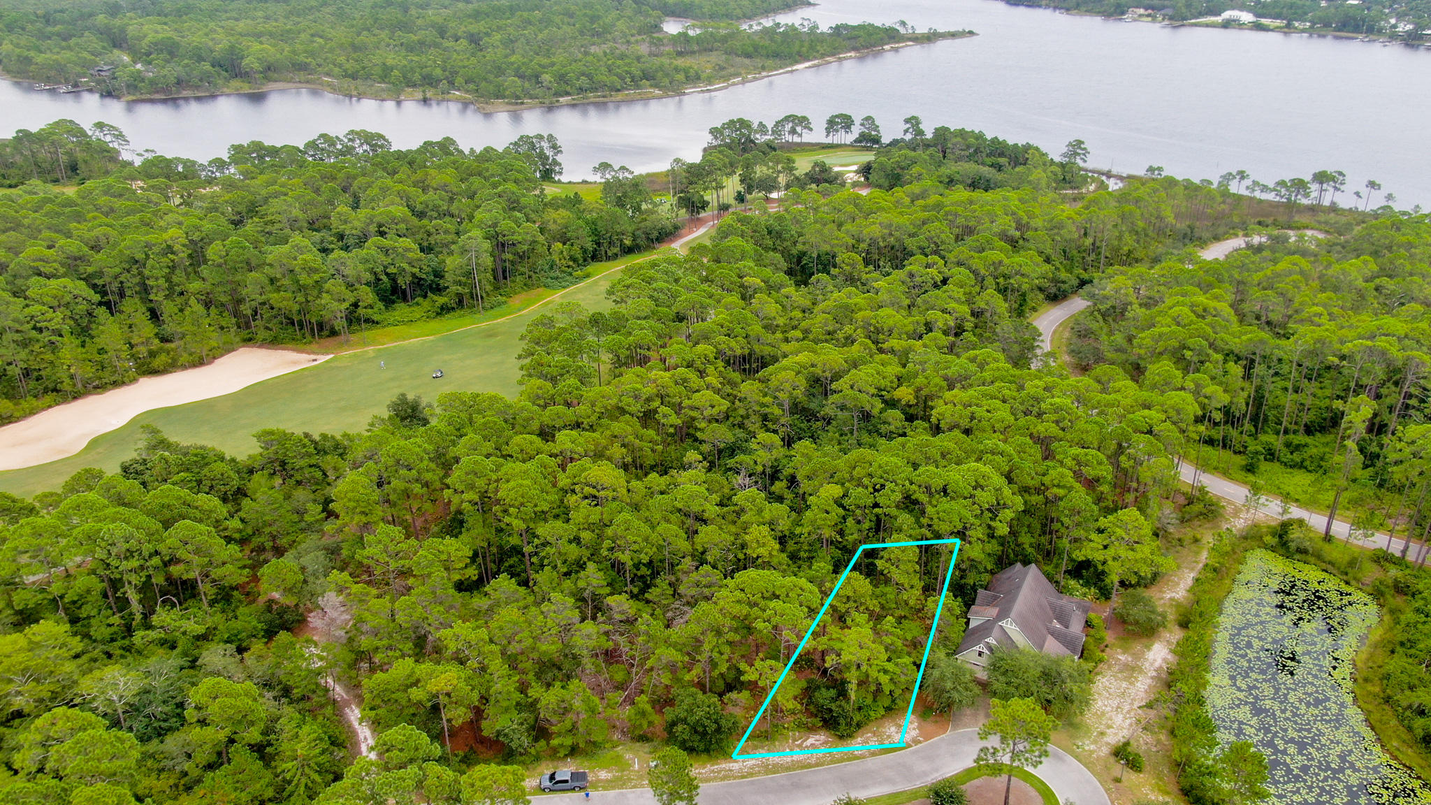 MLS Property 851849 for sale in Panama City Beach