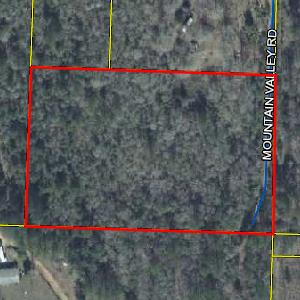 Photo of home for sale at 000 Mountain Valley, Defuniak Springs FL