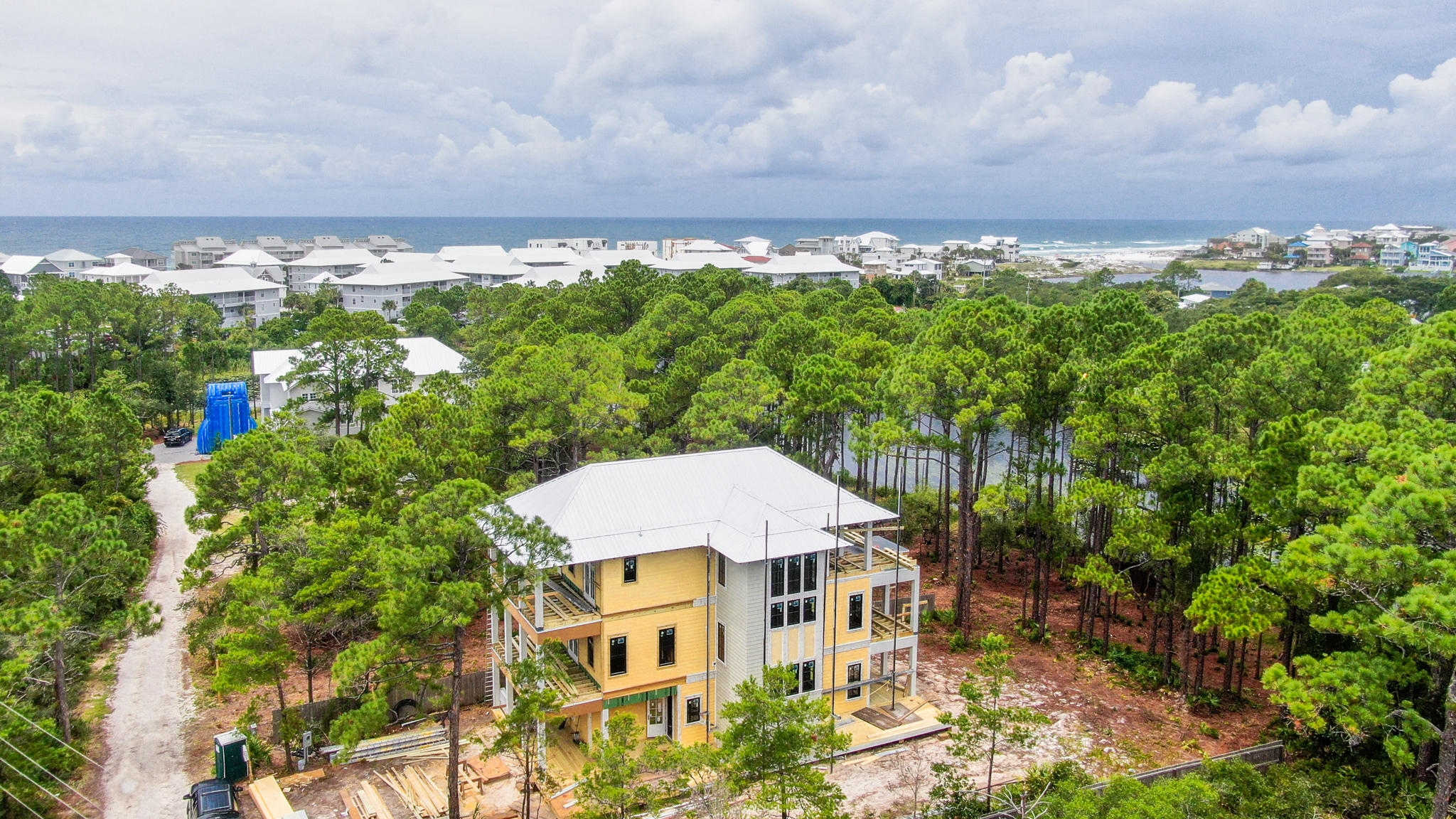 Photo of home for sale at 28 Tresca, Santa Rosa Beach FL