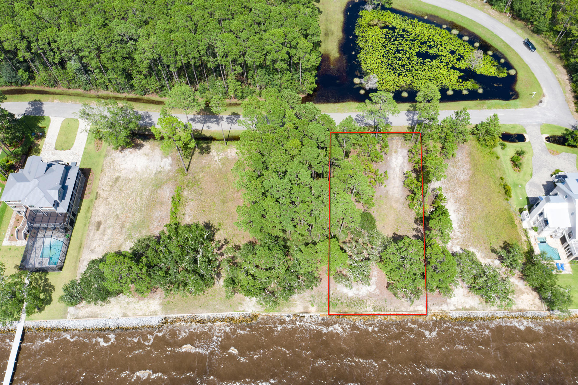 Photo of home for sale at LOT 10 Bay Harbour Boulevard, Freeport FL
