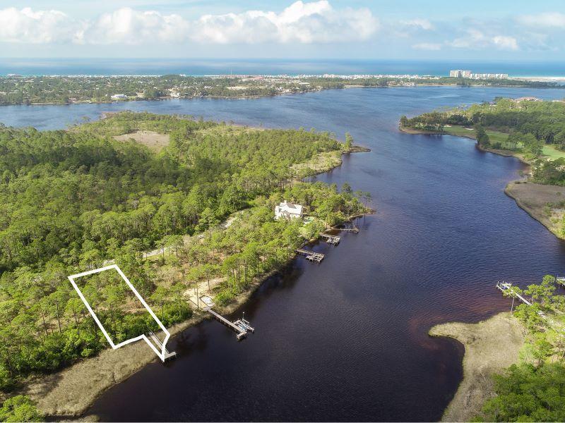 Photo of home for sale at 22116 Marsh Rabbit Run, Panama City Beach FL