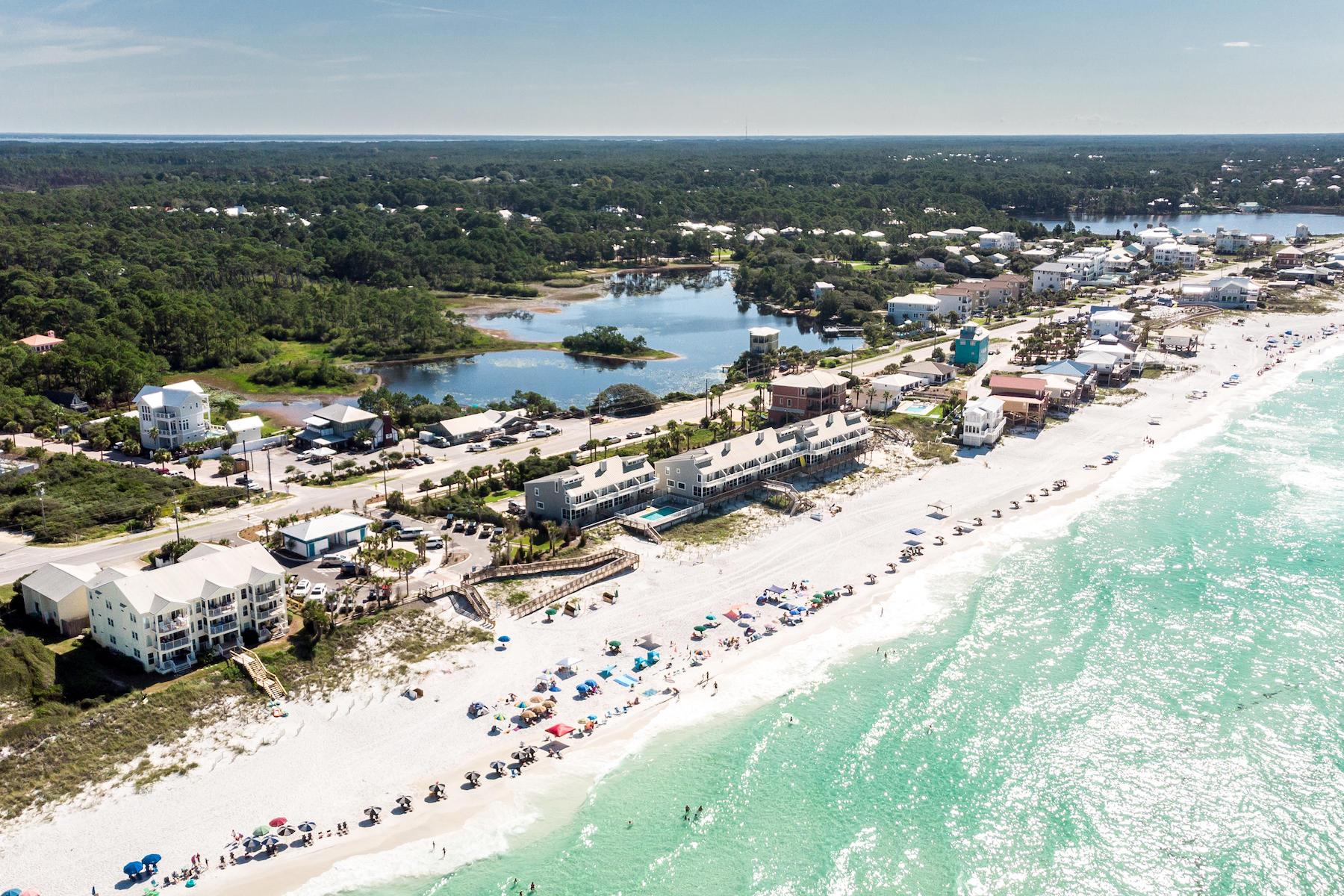 Photo of home for sale at Lot 19 Hilltop, Santa Rosa Beach FL