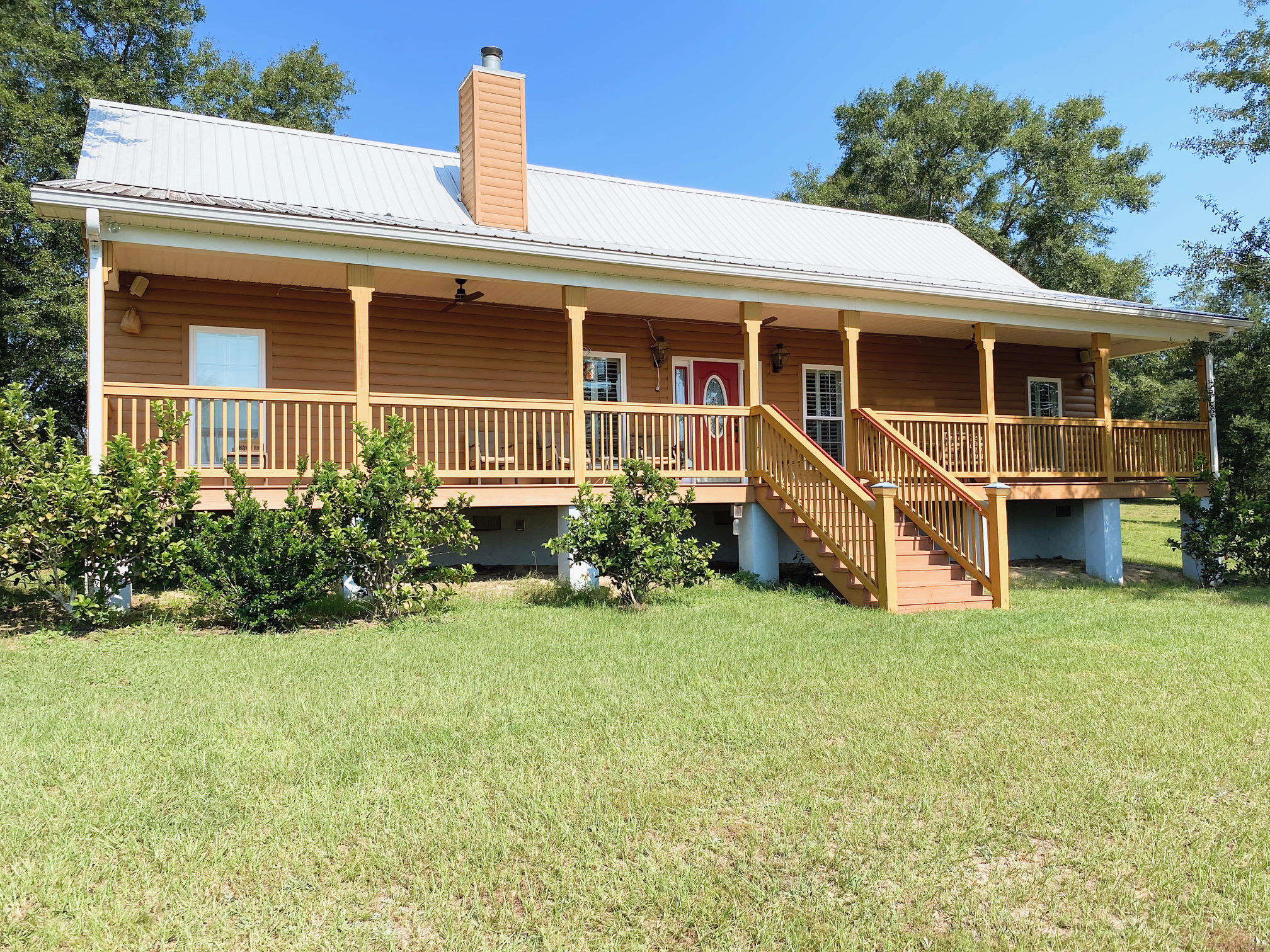 Photo of home for sale at 1888 Walter, Ponce De Leon FL