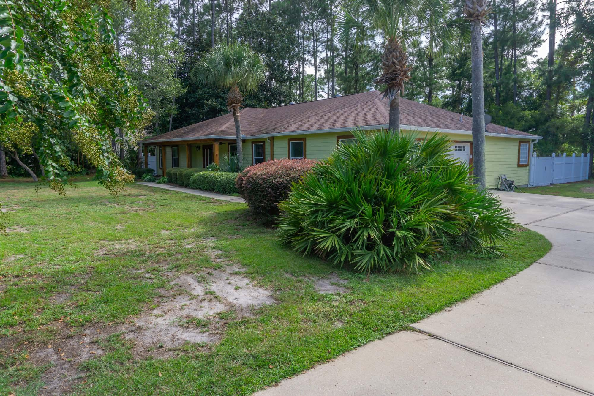Photo of home for sale at 209 Santa Barbara, Santa Rosa Beach FL