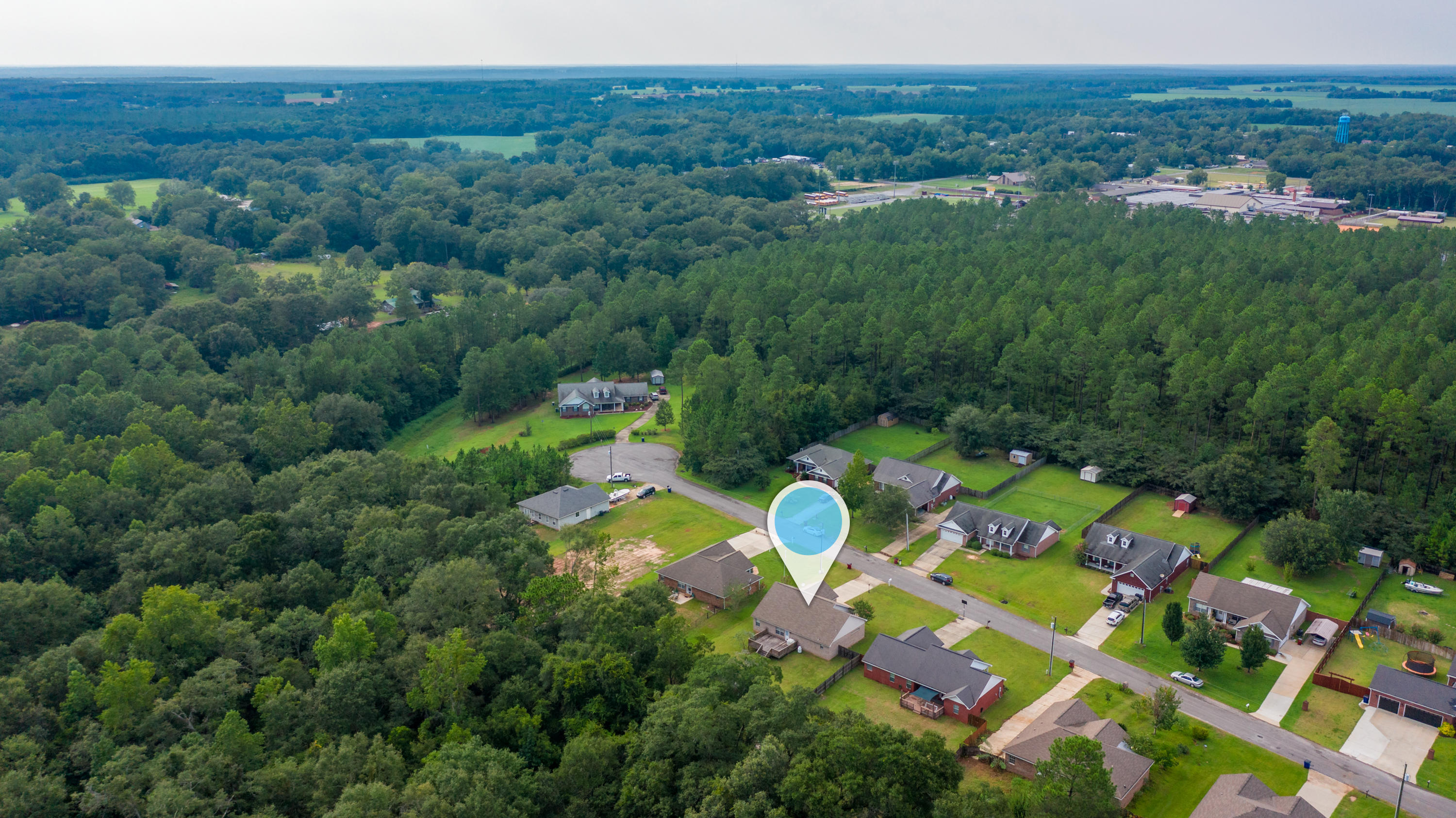 Photo of home for sale at 1520 Long Needle, Baker FL