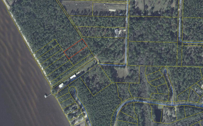 Photo of home for sale at XXX .85 Acre Lot Near Watson Road, Freeport FL