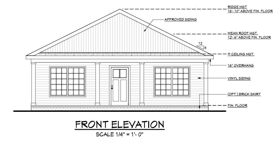 Photo of home for sale at 3179 Maple, Crestview FL